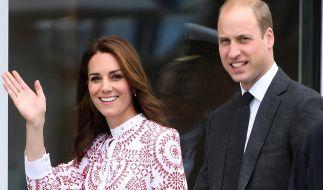 Kate und William wollen noch in diesem Jahr in denKensington Palast ziehen. (Foto)