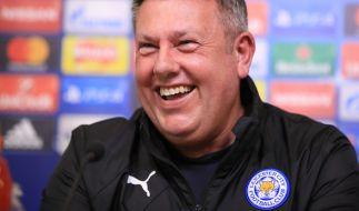 Dank Craig Shakespeare scheint Leicester wieder zur alten Spitzenform zurückzufinden. (Foto)