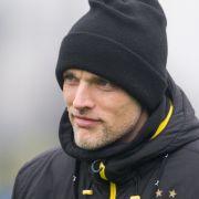 Dortmund mit 3 : 0 vs. Lotte im Pokalhalbfinale gegen die Bayern (Foto)