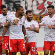 Jahn Regensburg verliert gegen FSV Zwickau, Köln nur Remis bei Hansa Rostock (Foto)