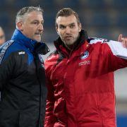Negativserie kostet Coach Kramny den Job bei Bielefeld (Foto)