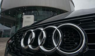 In der Ingolstädter Firmenzentrale von Audi sowie im Werk in Neckarsulm wurden umfassende Razzien durchgeführt. (Foto)