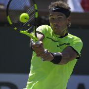 Federer gewinnt zum fünften Mal Tennis-Turnier in Indian Wells (Foto)