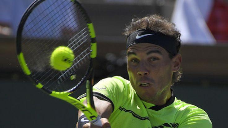 Rafael Nadal. (Foto)