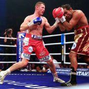 Boxprofi Robert Stieglitz verteidigt EM-Titel gegen Sjekloca (Foto)