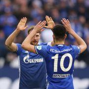 Schalke ist weiter! EL-Achtelfinale Gladbach - Schalke, 2:2 (Foto)