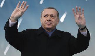 Wie soll man mit Erdogans Provokationen umgehen? (Foto)