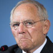 Schäuble unter Beschuss! Attentat nur knapp verhindert (Foto)