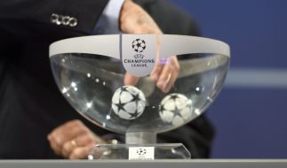 Gegen wen müssen der FC Bayern und der BVB im CL-Viertelfinale ran? (Foto)
