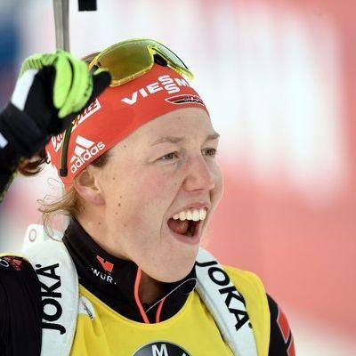 Weltmeister Doll sprintet auf Platz elf - Dahlmeier nur 31. (Foto)