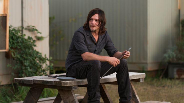Werden die Saviors Daryl finden? (Foto)