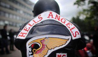 Die Hells Angels gelten als größter Motorradclub der Welt. (Foto)