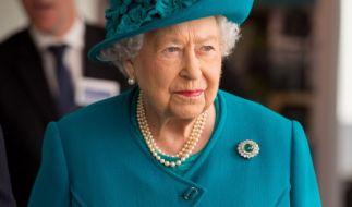 Queen Elizabeth II. landet im Reichen-Ranking nur im Mittelfeld. (Foto)