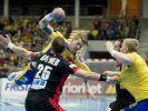DHB-Länderspiel Deutschland gegen Schweden