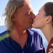 Seychellen-Hölle! Model Nathalie Volk muss vor Piraten fliehen (Foto)