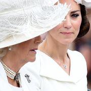 Royale Krise! Jagt sie Herzogin Kate vom Hof? (Foto)