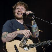 Ed Sheeran ist wieder da.