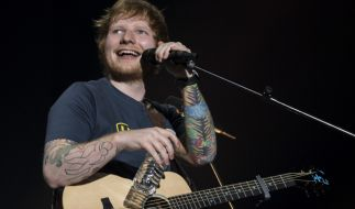 Ed Sheeran ist wieder da. (Foto)