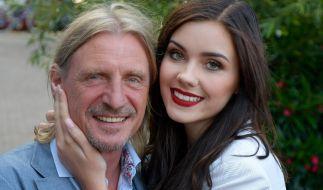 Die Beziehung zwischen Unternehmer Frank Otto und Model Nathalie Volk gefällt nicht jedem. (Foto)