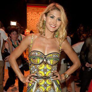 Fiona Erdmann ist durch die Model-Castingshow