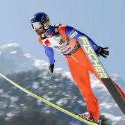 Deutsche Skispringer in Planica auf Platz - Norwegen gewinnt (Foto)