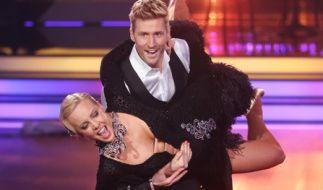 """Mit Profitänzerin Isabel Edvardsson hat Sänger Maximilian Arland eine erfahrene Partnerin bei """"Let's Dance"""" an seiner Seite. (Foto)"""