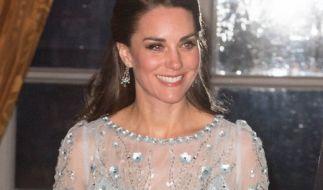 Herzogin Kate übte sich früh in Schauspielerei. (Foto)