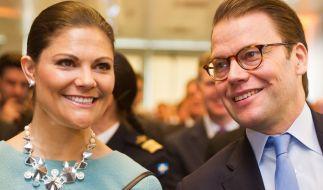 Prinzessin Victoria von Schweden musste ein paar Tage ohne ihren Mann Prinz Daniel auskommen. (Foto)