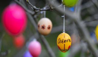 Meteorologen rechnen mit Frühlingswetter zu Ostern. (Foto)
