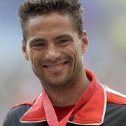 Stabhochspringer Björn Otto gewann 2013 Bronze bei den Weltmeisterschaften in Moskau.