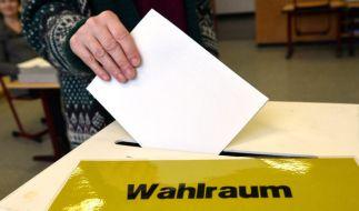 Am 26. März ist in Saarland Landtagswahl. (Foto)