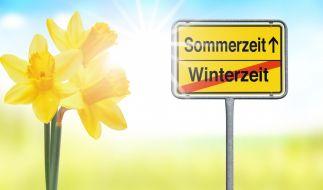 Am 26. März 2017 beginnt mit der Umstellung die Uhren die Sommerzeit in Deutschland. (Foto)