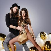 Gil Ofarim und Ekaterina Leonova