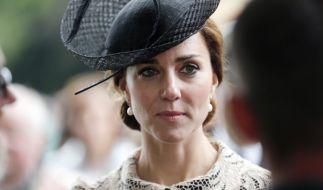 Herzogin Kate zieht mit ihrer Familie nach London. (Foto)