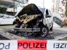 Bereits im März wurden mehrere Polizeiautos in Hamburg in Brand gesetzt. (Foto)