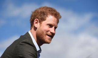 Prinz Harry will mit Meghan Markle zusammenziehen. (Foto)