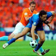 Oranje unterliegt Vierfach-Weltmeister mit 1:2 (Foto)