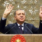 Türkischer Präsident soll Deutsch-Türken ausspionieren (Foto)
