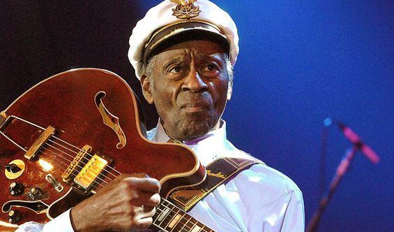 Chuck Berry, Musiker (18.10.1926 - 18.03.2017)