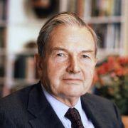 David Rockefeller, Bankier (12.06.1915 - 20.03.2017)