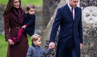 Kinder kosten Geld -viel Geld: Diese Erfahrung müssen auch Kate und William gerade machen. (Foto)