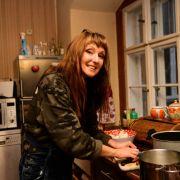 "Saustall!? Beim ""Perfekten Promi Dinner"" schlägt Phobien-Hanka zurück (Foto)"