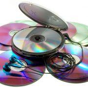 Mit dem Discman konnte man auch unterwegs CDs hören.