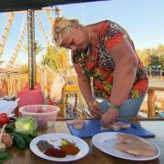 Selber kochen oder all inclusive? Mama Silvia rockt die türkische Küche (Foto)