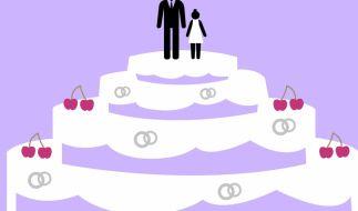Ehen unter 16 Jahren sind in Deutschland verboten. Doch es gibt Ausnahmen. (Foto)