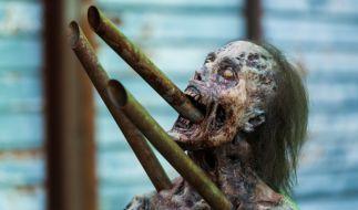 Muss Rick im Staffelfinale einen weiteren Tod in seiner Gruppe verkraften? (Foto)