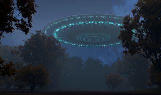 In Österreich soll es vermehrt zu UFO-Sichtungen gekommen sein (Symbolbild). (Foto)
