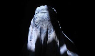Die Europäische Volkspartei möchte ein generelles Burka-Verbot durchsetzen. (Foto)
