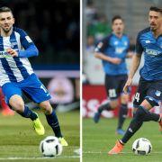 Hoffenheim zeigt sich stark gegen Hertha - 1:3 (Foto)