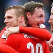 Alle Ergebnisse und Spielberichte vom 26. Spieltag der 2. Liga (Foto)